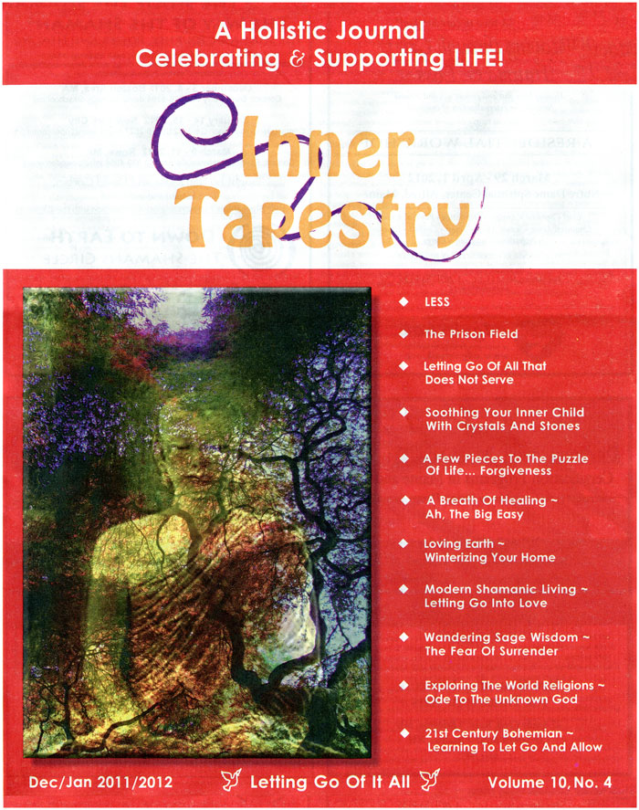 Inner Tapestry Magazine, Volume 10, No. 3 October-November 2011