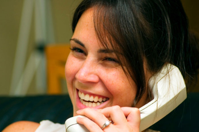 Karen reads by telephone and you may schedule them just like you do a reading in her office.